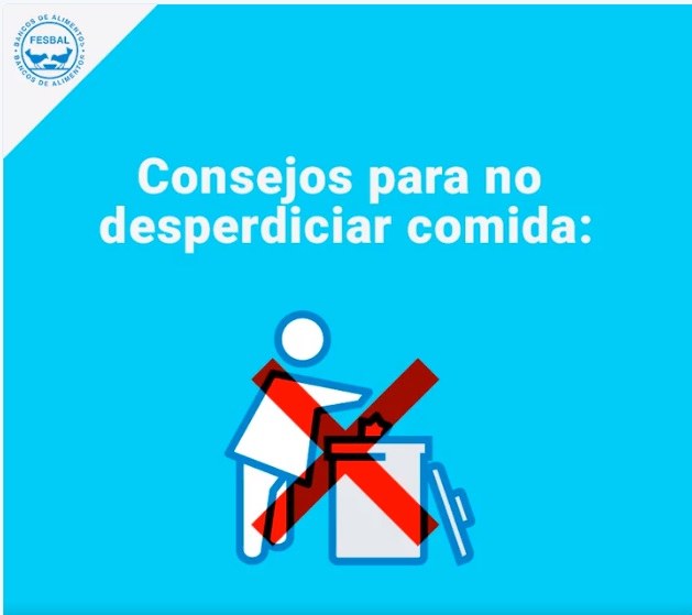 #DesperdicioCero