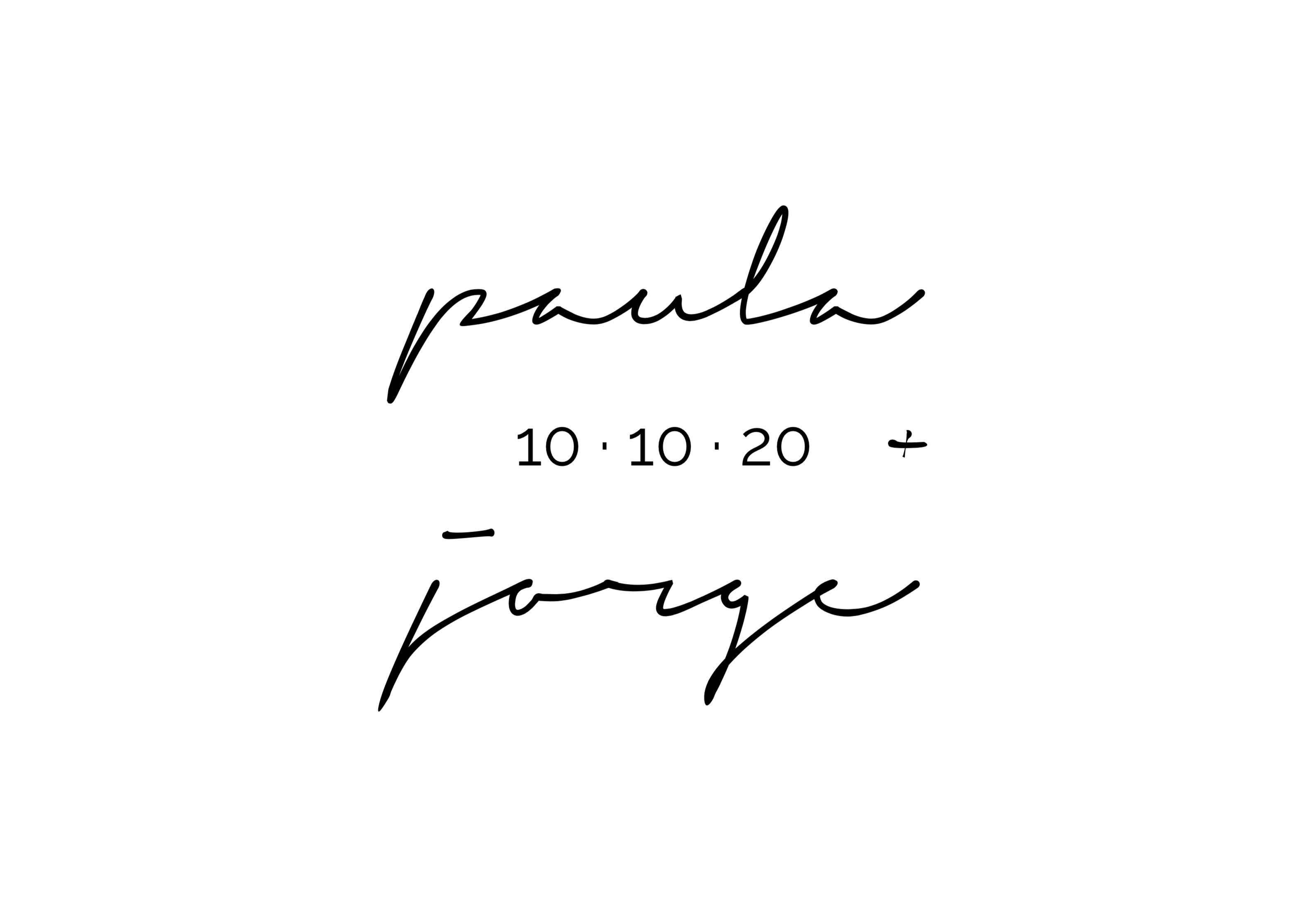 Boda Paula y Jorge