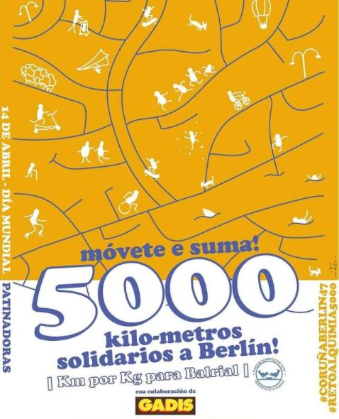 5000 kilo-metros solidarios a Berlín