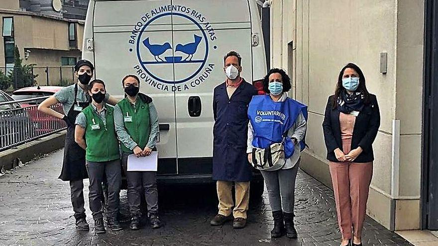 Mercadona donará a diario alimentos al Banco de Rías Altas (La Opinión A Coruña)
