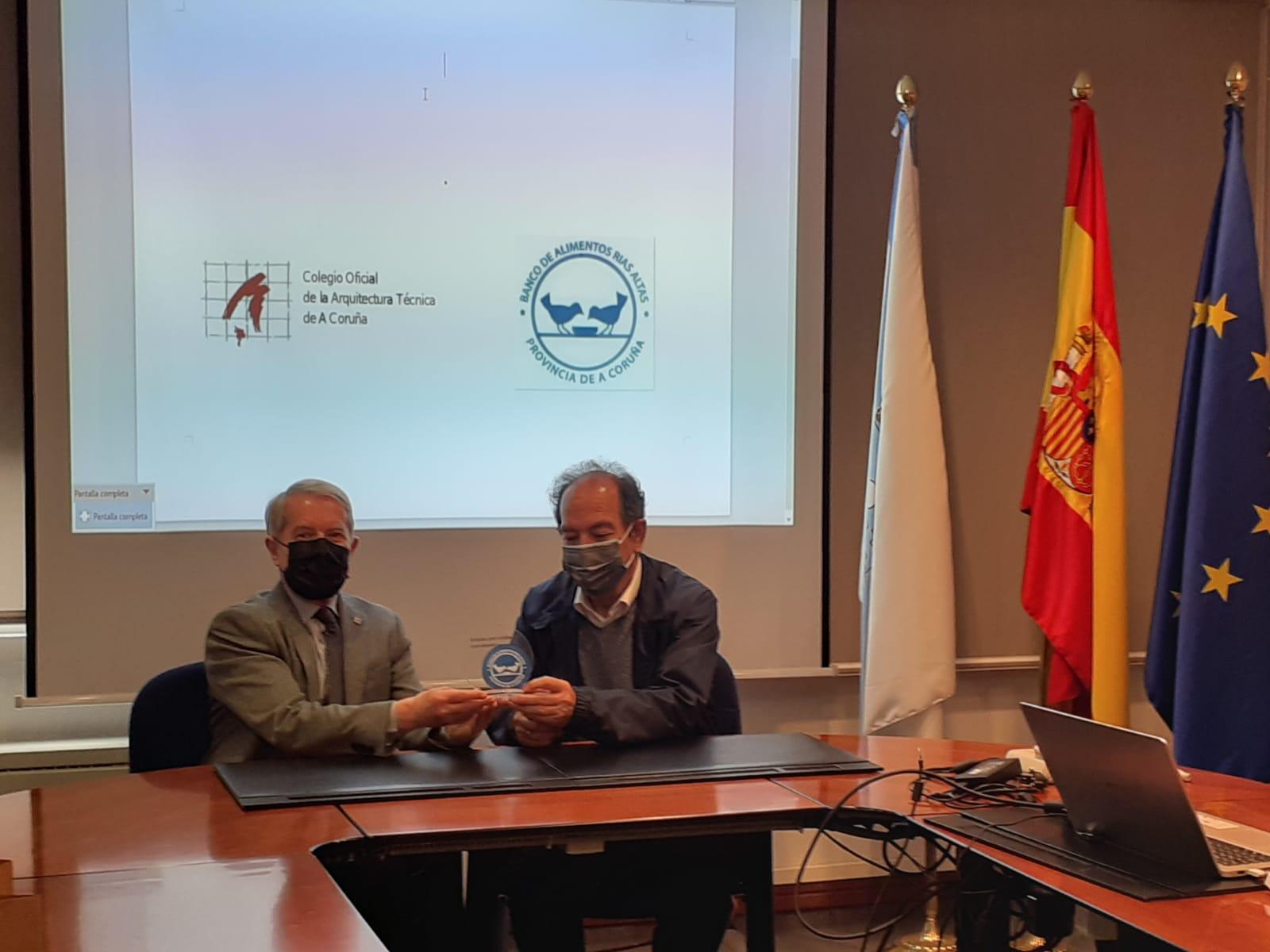 Colegio Oficial de la Arquitectura Técnica de A Coruña