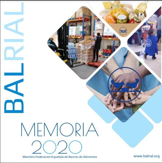 Memoria Actividades 2020